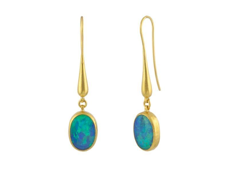 Gurhan Amulet Hue Couture Hook Earrings bv9Cue1nr