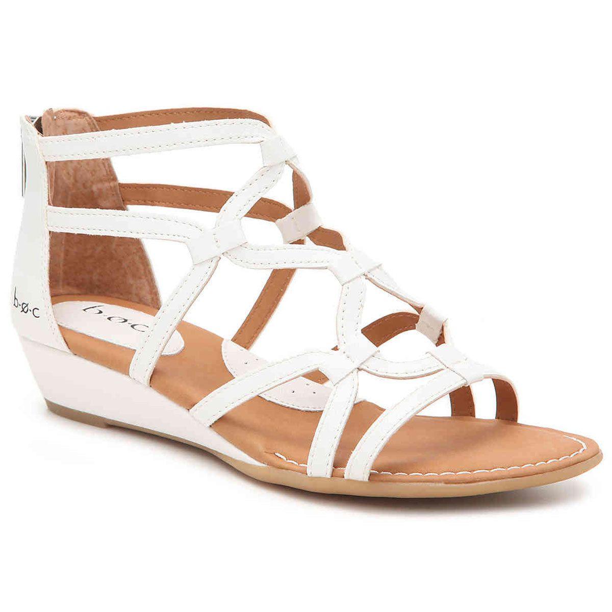 a11edec4a90a Shop now for B.O.C. Women s Pawel Demi Wedge Sandals