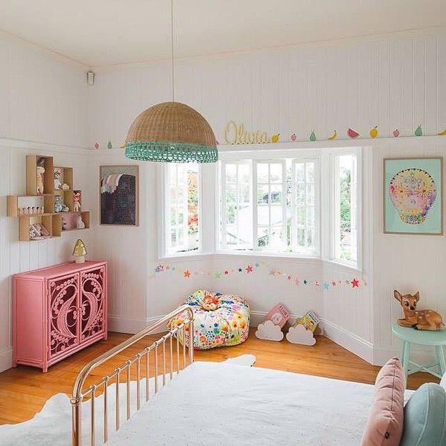 Pastel Colors Kids Room: Pastel Girls Room, Kids Bedroom