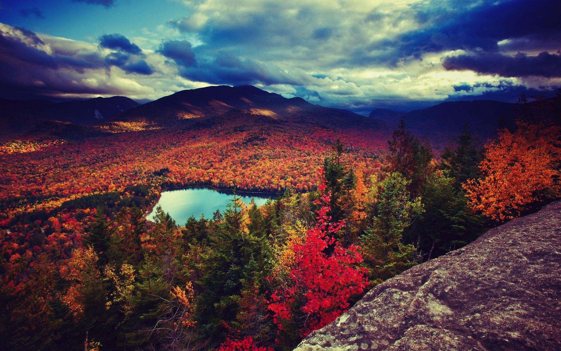 foto de Terre/Nature Automne Paysage Montagne Scénique Season Lac