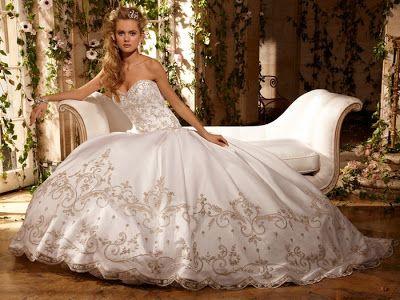 Vestidos para novias | Mimundomanual