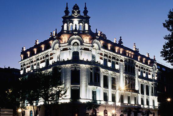 Palacio del Retiro; Madrid, Spain