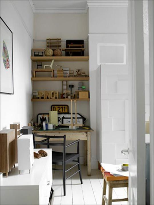 Unexpected Places To Fit A Home Office