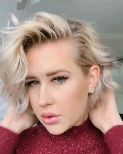 Jaimeblumehair with a styling video Cool; shared b
