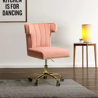 Shop Camila Task Chair Overstock 31269316 Yellow Chair Task Chair Shell Chair