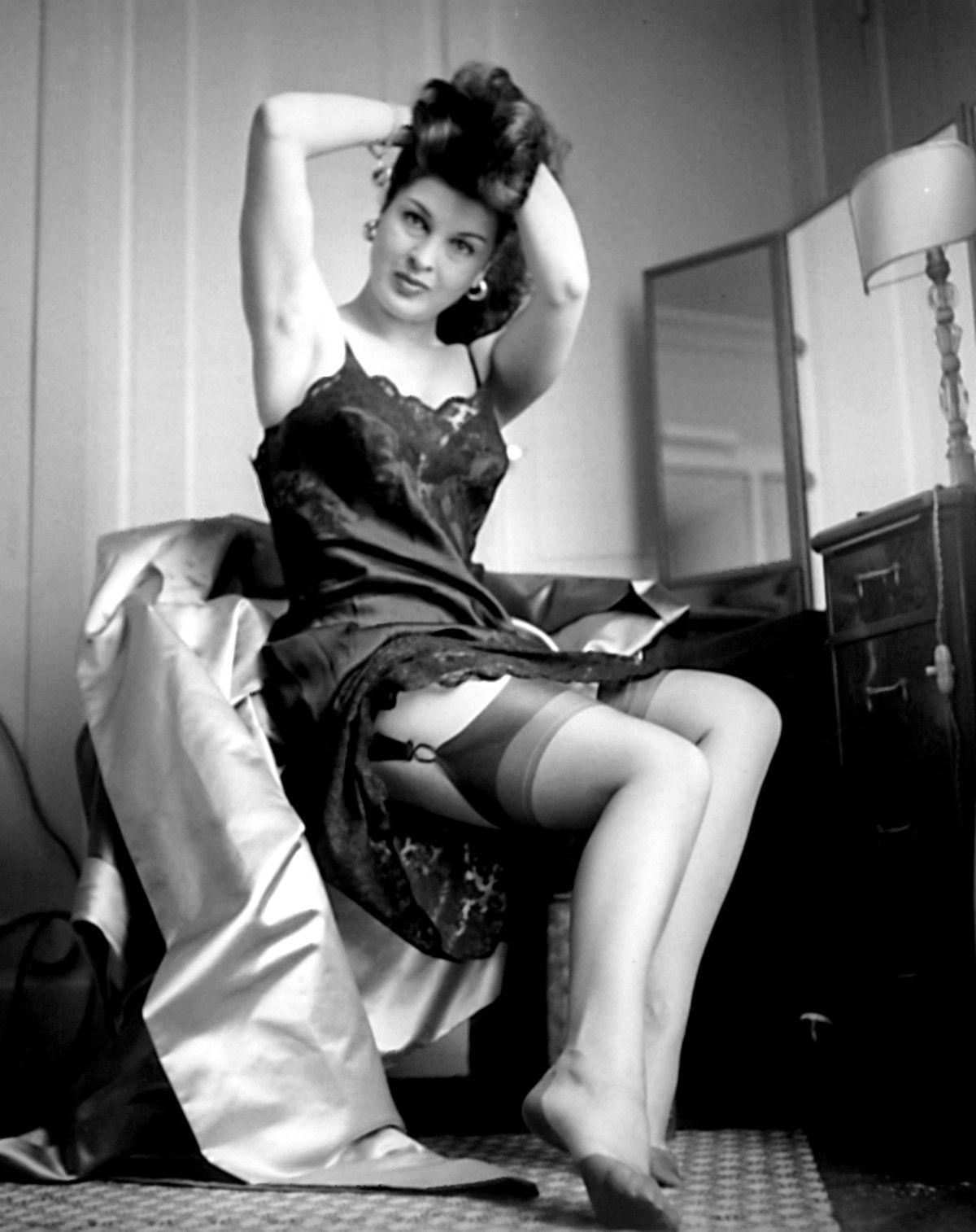 foto Silvana Pampanini (born 1925)