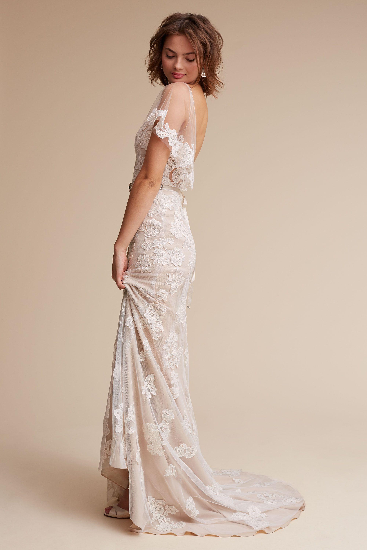 Sierra gown from bhldn wedding pinterest gowns wedding dress sierra gown from bhldn ombrellifo Images