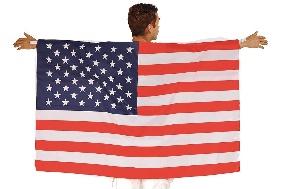 Freedom Capes American Flag Cape