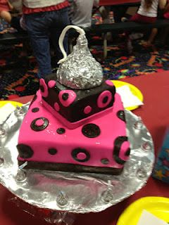 Hershey Kiss Cake Yes Please Kisses Birthday Cakes Ideas
