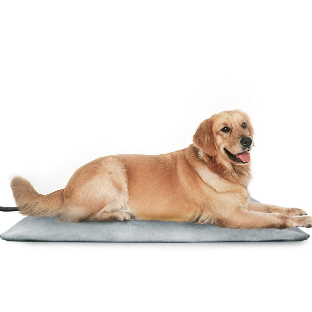 Chew Resistant Dog Heating Pad Winter Warm Mat Electric Pet Warming Up Fireproof Dogs Pet Heating Pad Dogs Dog Bath