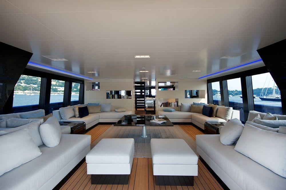 rsultat de recherche dimages pour intrieur yacht de steve jobs