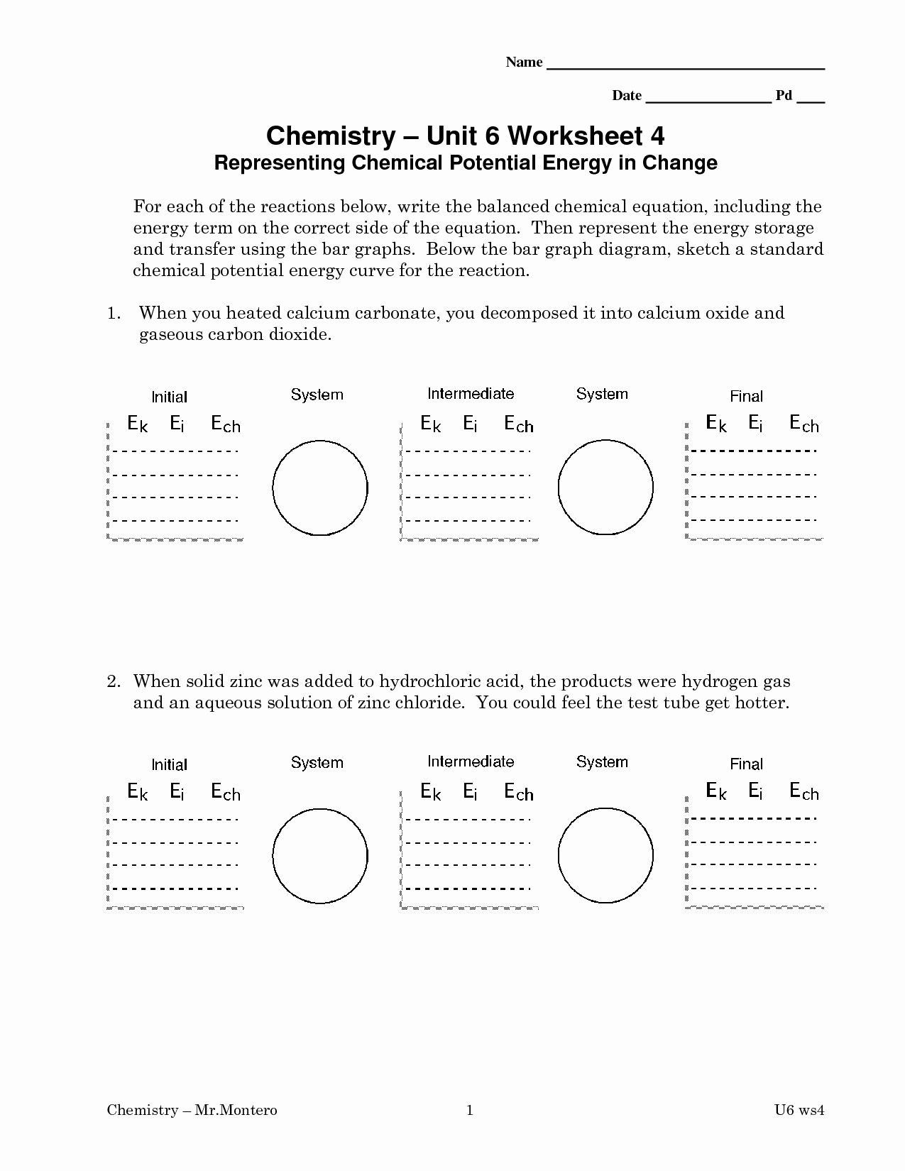 Forms Of Energy Worksheet Answers Elegant 10 Best Of