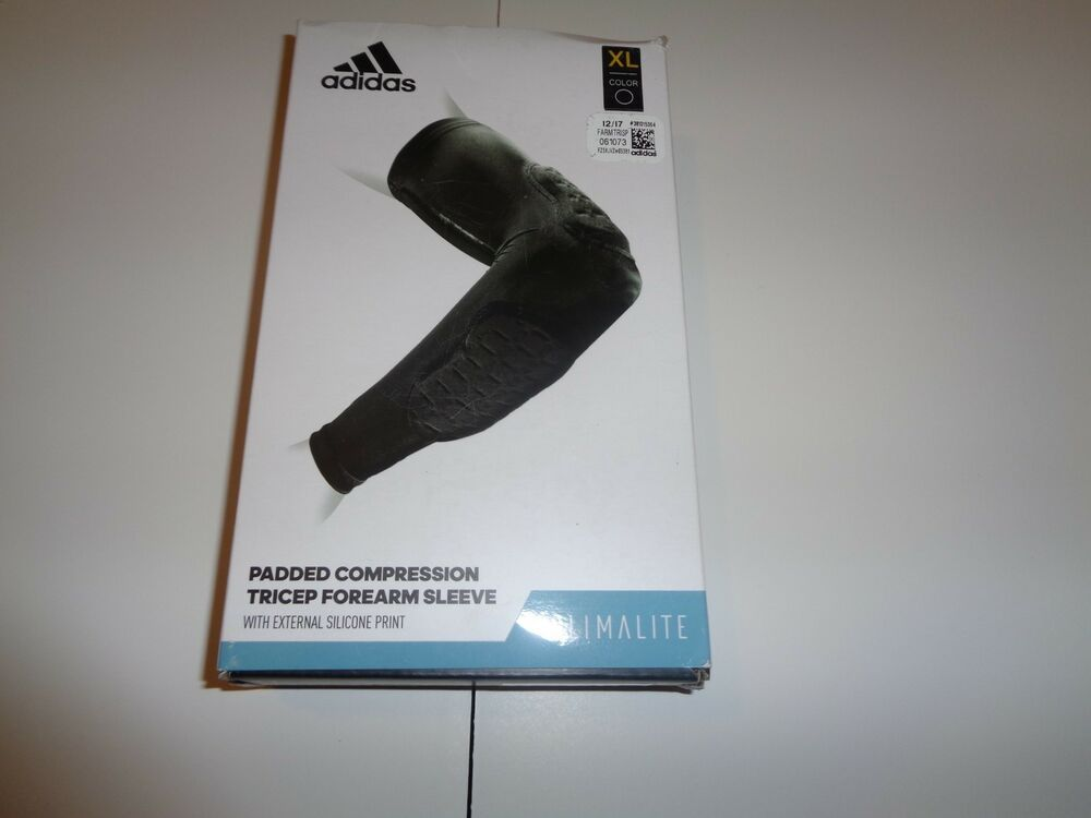 Dinkarville Permanentemente orientación  Advertisement(eBay) Adidas Climalite XL Padded compression Tricep ...