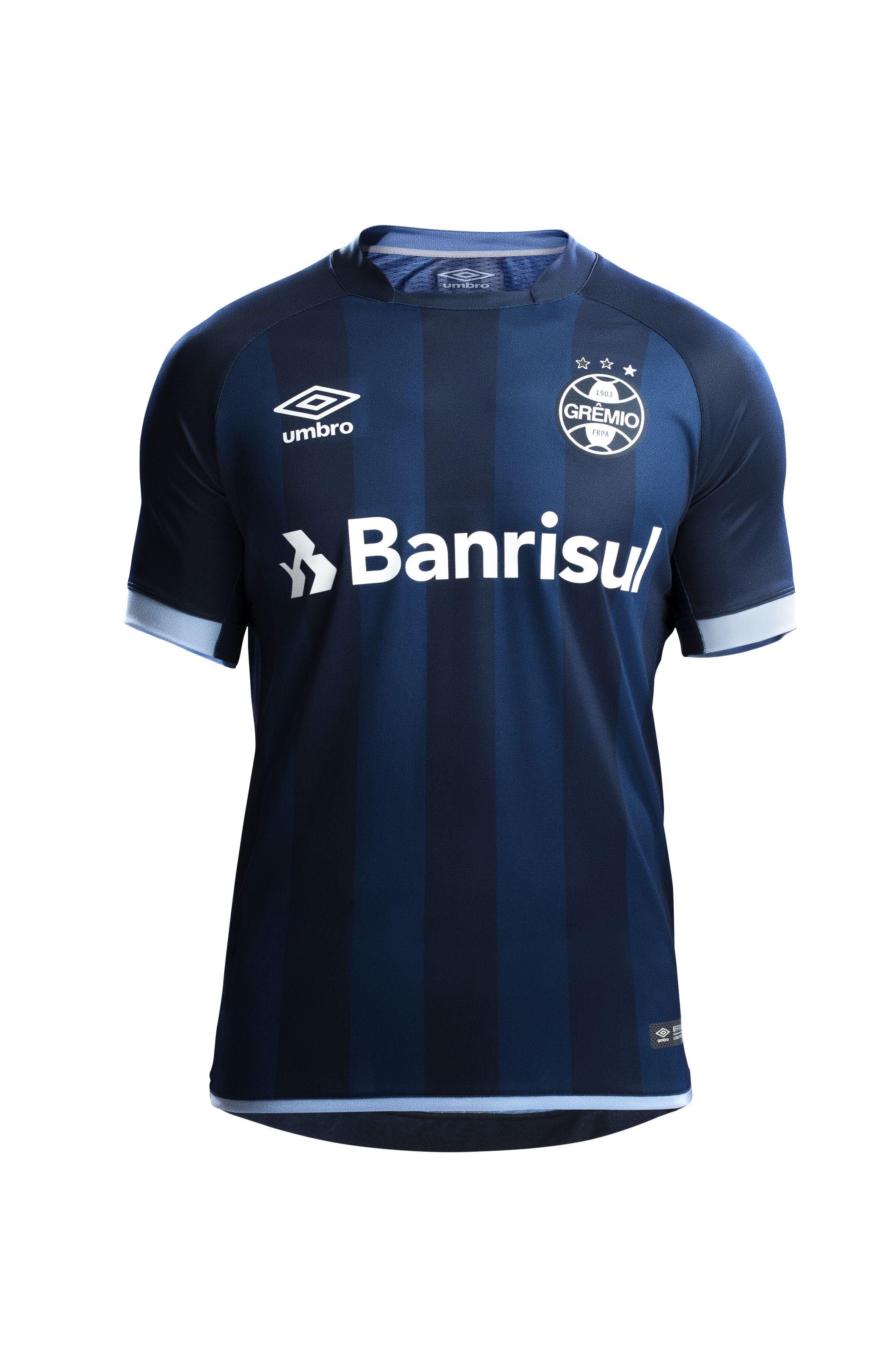 488aed94ba Grêmio apresenta nova camisa 3