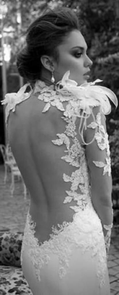 Least Inbal Dror Bridal Dress