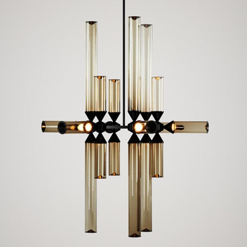 578.00$  Buy now - http://alir2p.worldwells.pw/go.php?t=32732423539 - Creative Metal Castle Pendant Light Modern Art Decor LED Castle Lamp Living Room Hotel Project Light Fitting Desiger Lamp 578.00$