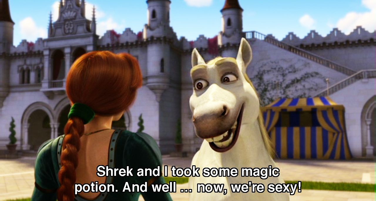 Shrek 2 2004 Http Lets Go To The Movies Tumblr Com Tagged