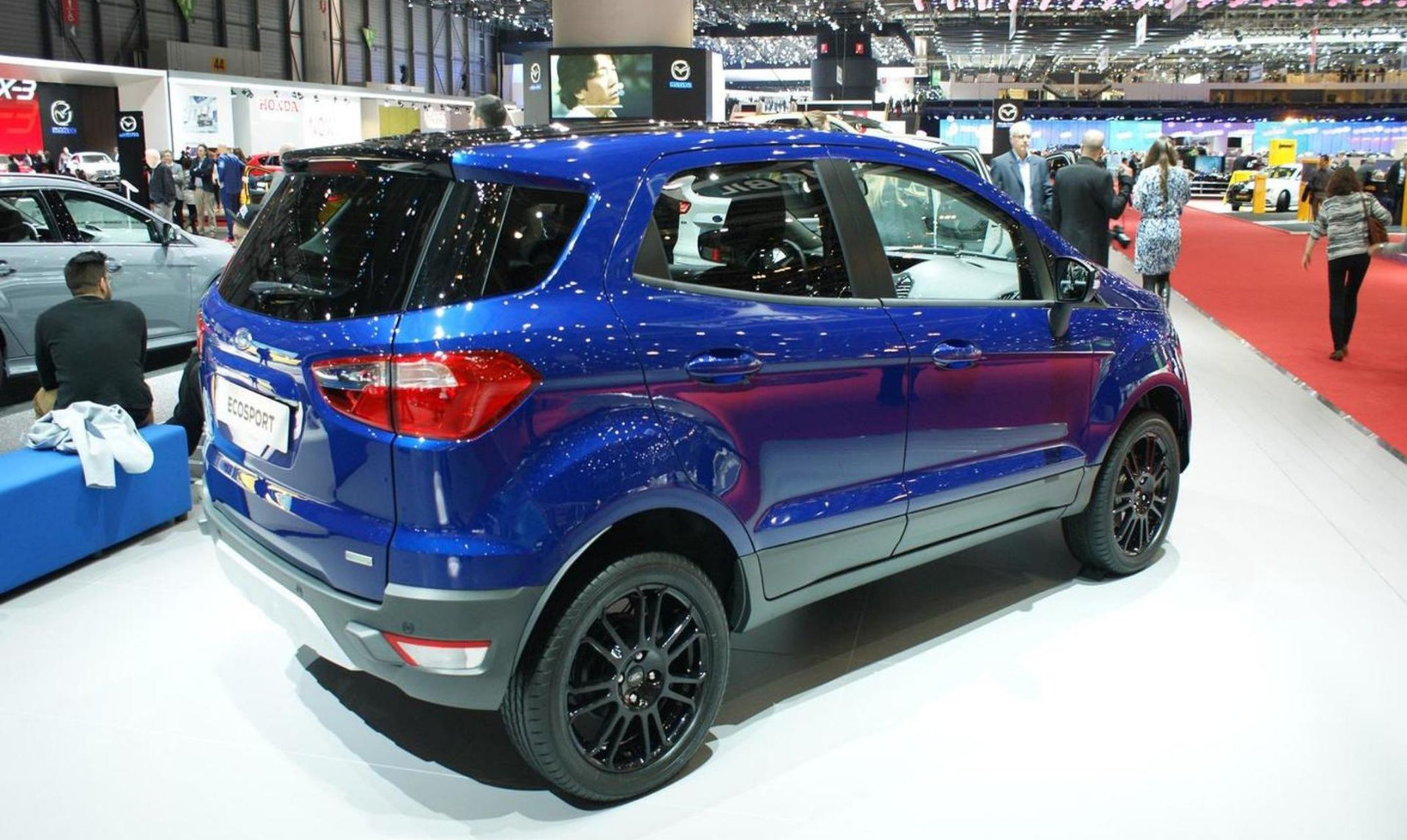 2017 ford ecosport release date