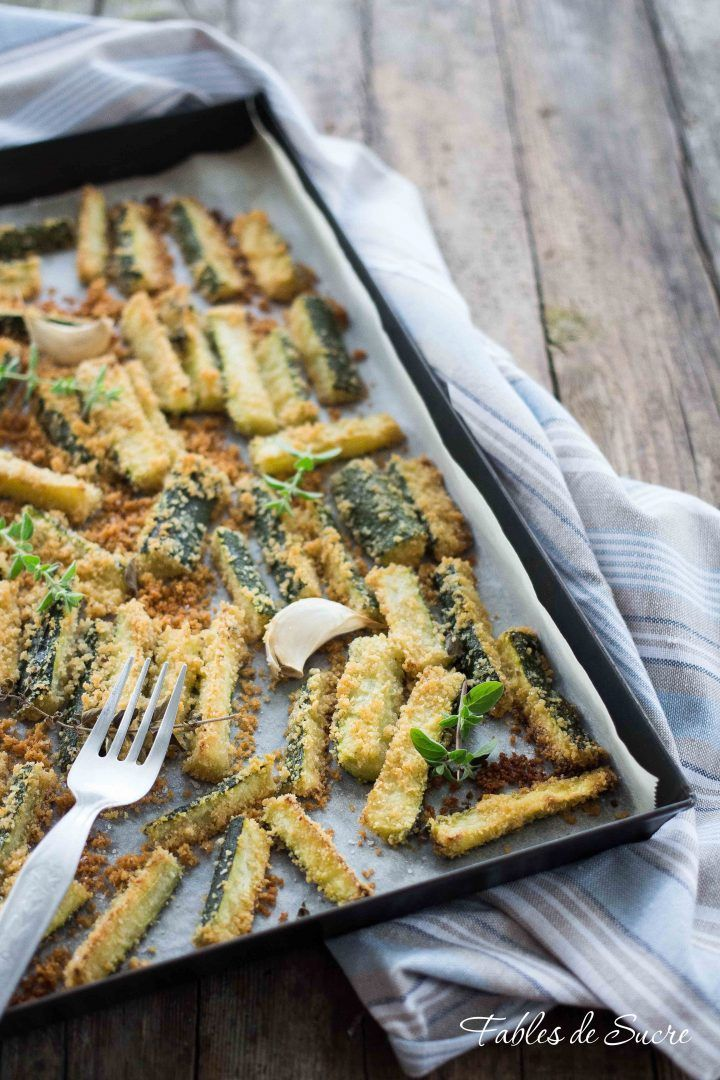 Photo of Sandy courgettes are a side dish of baked vegetables, so …