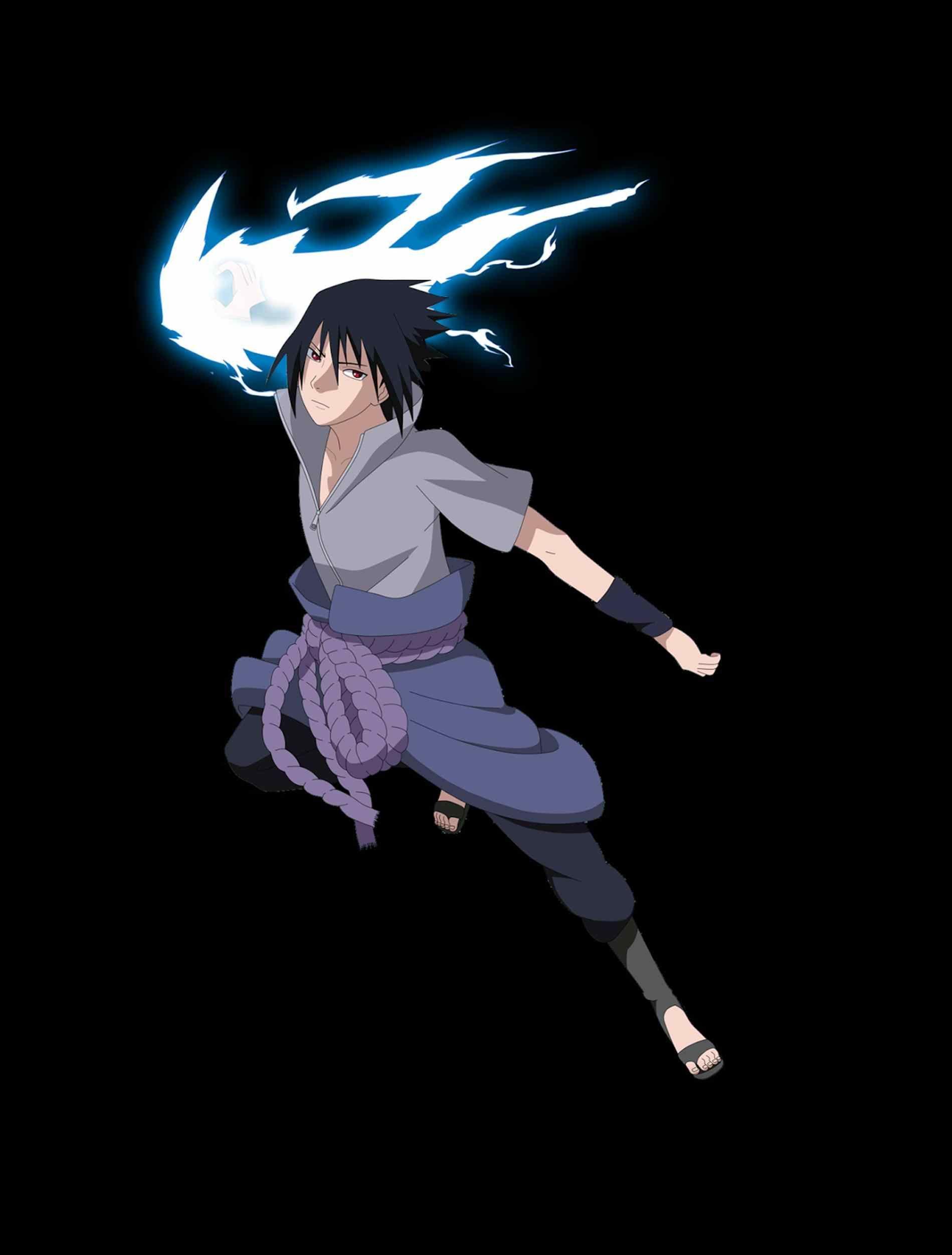 on deviantart uchiha sasuke chidori transparent rikudou mode by