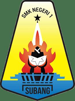 Logo Smk Negeri 1 Subang