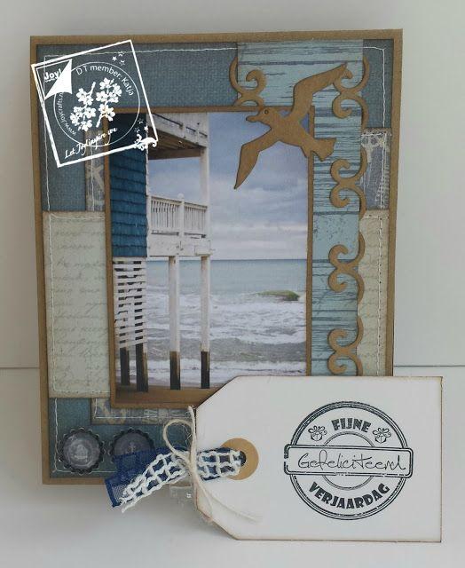 Joy!crafts: Beach Card...