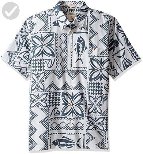 Quiksilver Mens All The Goods Button Down Shirt