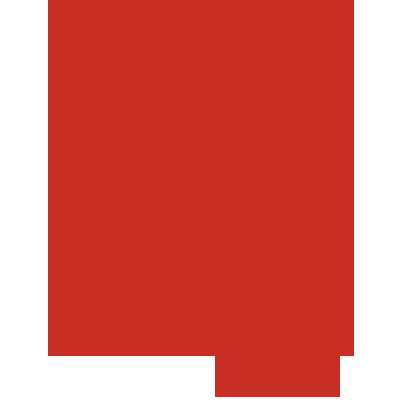 Pegatina en vinilo autoadhesivo con dibujo de corazones
