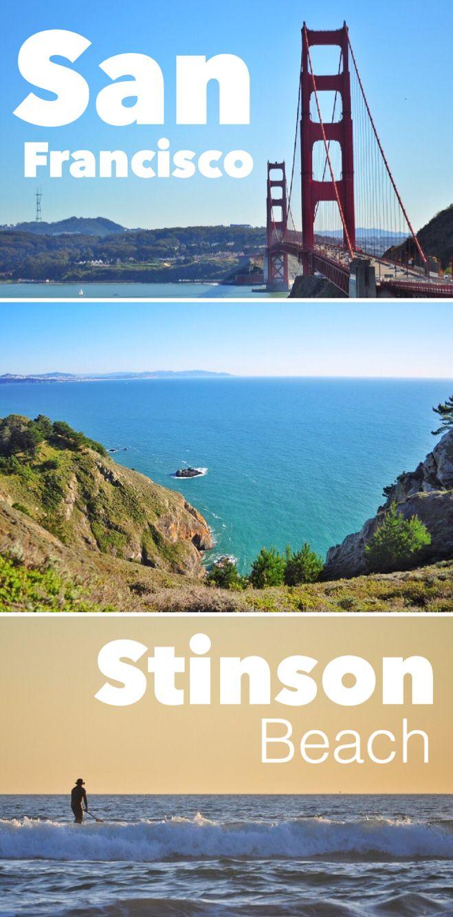 Hotspots Drive From San Francisco To Stinson Beach