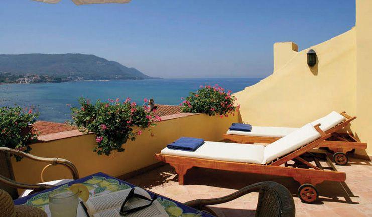 Palazzo Belmonte, Amalfi Coast, Italy LuxuryItaly