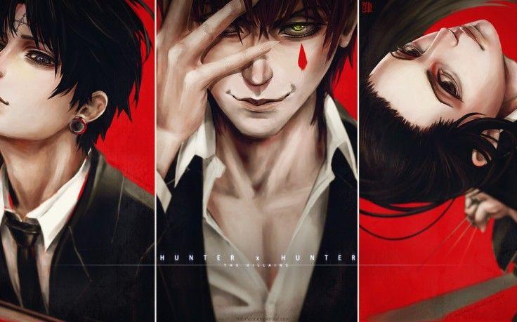 Hisoka Chrollo Lucifer Anime Illumi Hunter X Hunter Wallpapers Hd Hunter Anime Hunter X Hunter Hisoka