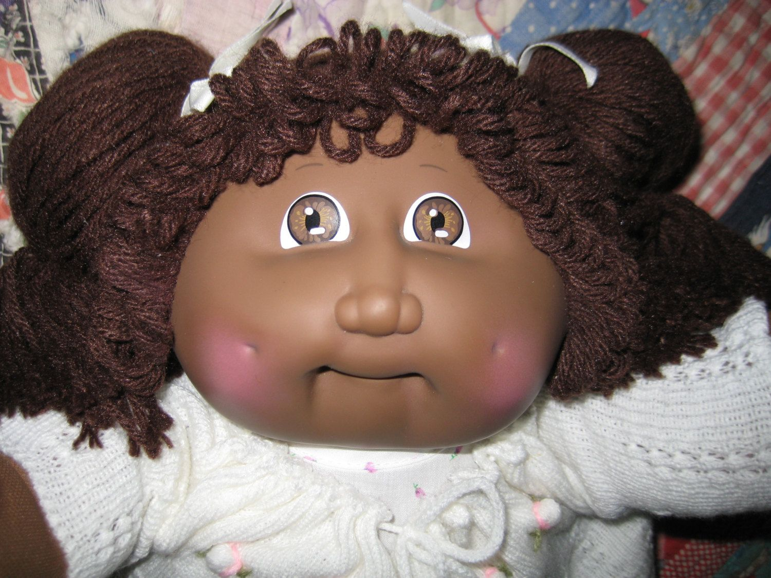Image result for black cabbage patch kid