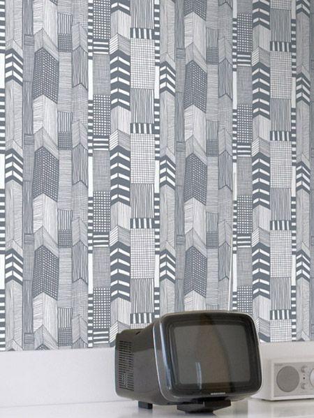 Tapete Grid 03 tapetenstudio.de