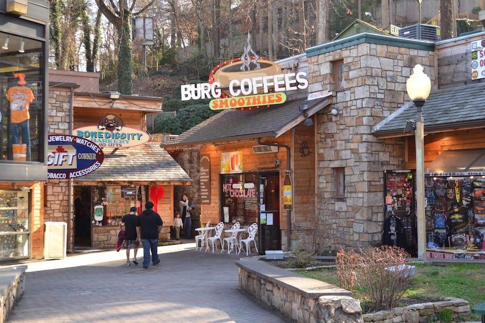 Top 6 Coffee Shops In Gatlinburg Tn And Pigeon Forge Tn Gatlinburg Vacation Gatlinburg Restaurants Gatlinburg Tn