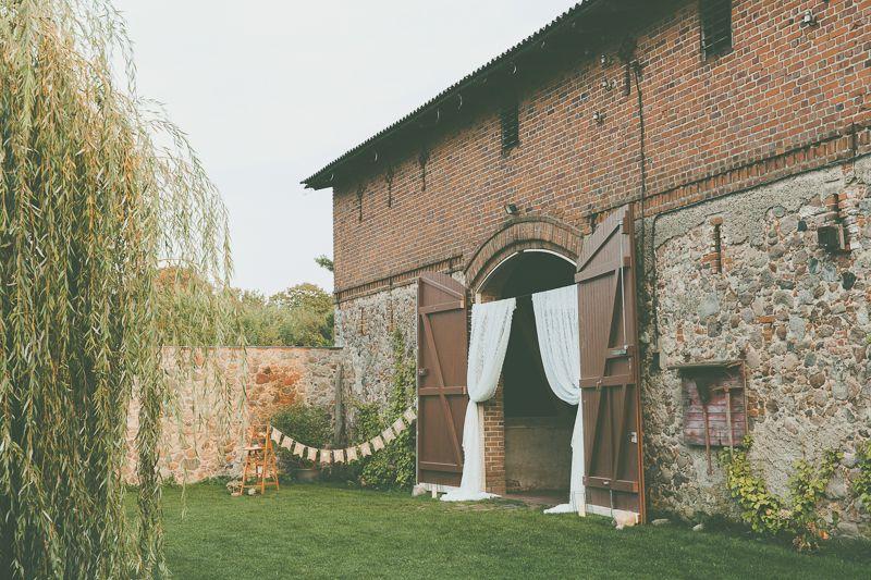 Traumhafte Boho Hochzeit im Gartenglück von Stephanie & Felix