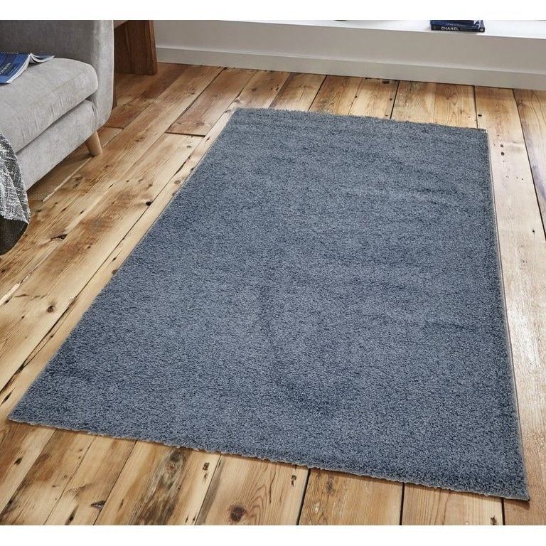 Solid Light Blue Shag Area Rug 5x7 Light Blue Area Rugs Rugs Colorful Rugs