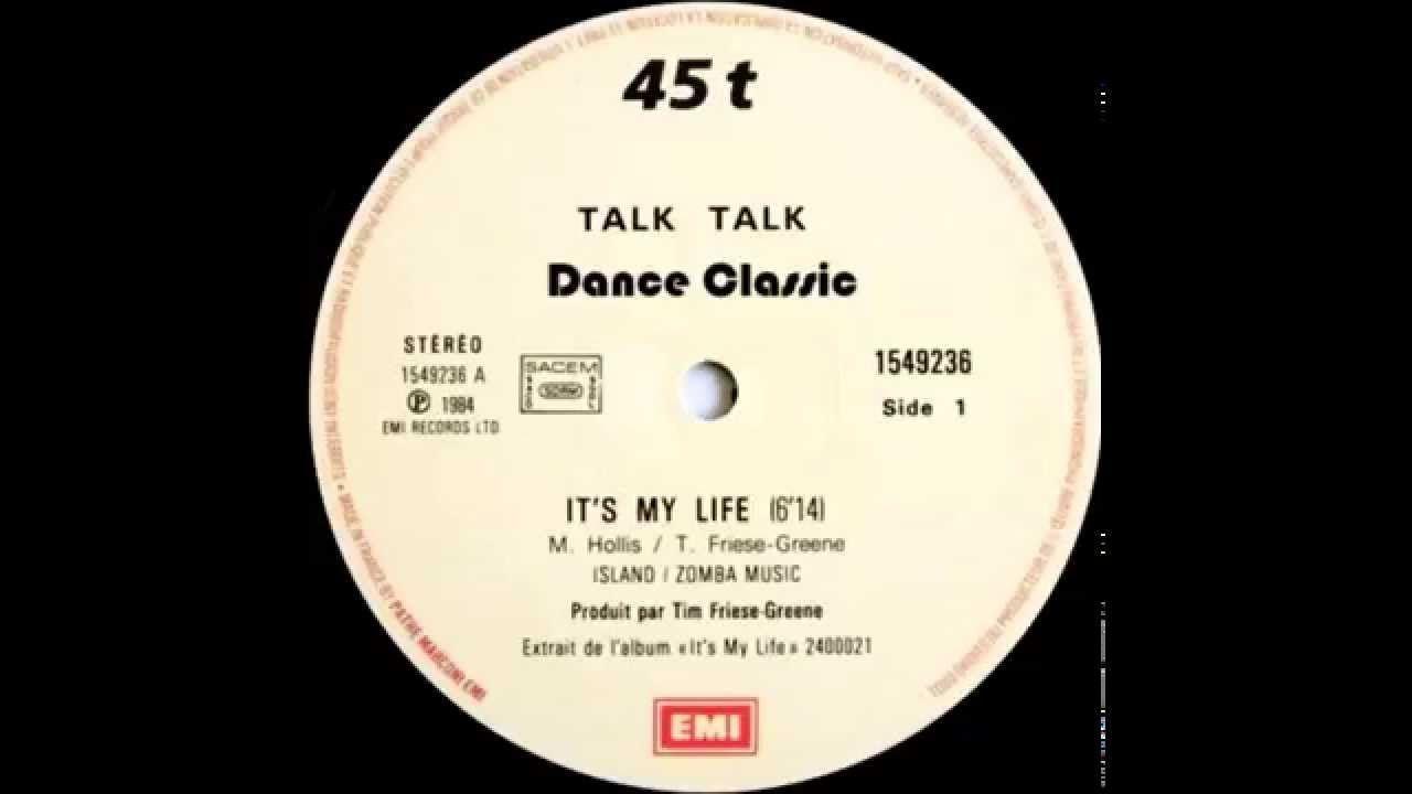 #Classics #Sound,dance classic,Dance #Music (Musical Genre),Extended Version,It's My Life (Musical Recording),#Klassiker,#Music (TV Genre),Remix,#Rock #Classics,#Sound,#Soundklassiker,Talk Talk (Musical Group) Talk Talk – It-s My Life [U.K. Remix]… - http://sound.saar.city/?p=14263