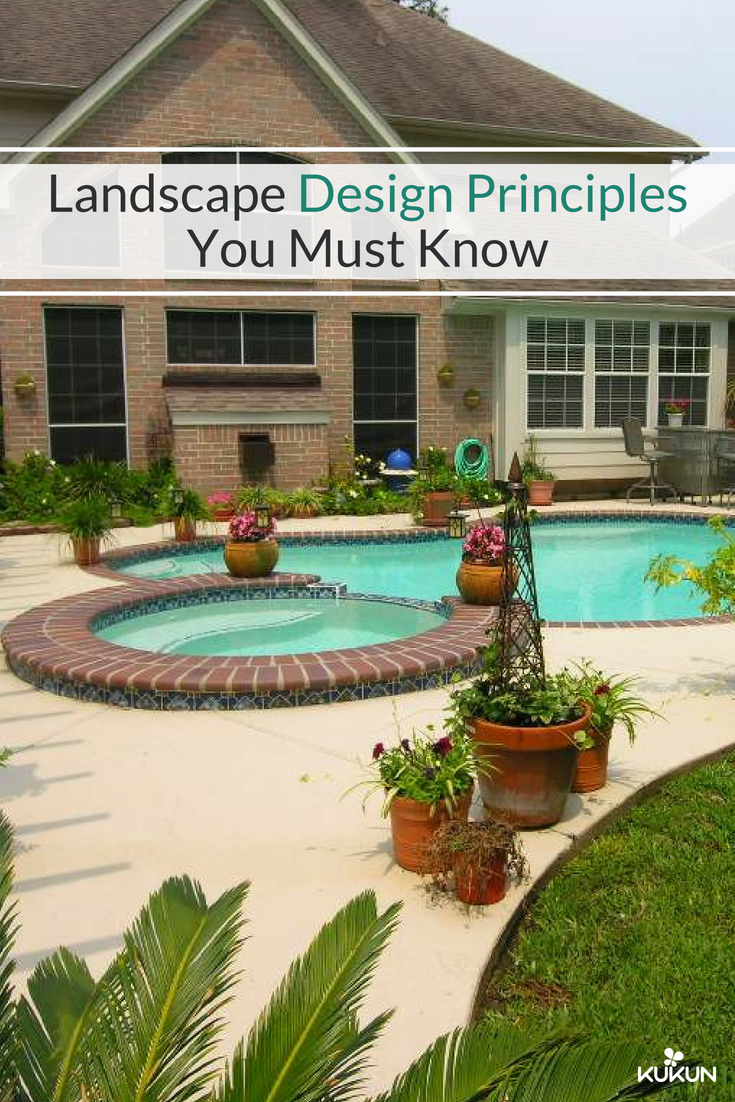 Landscape Design Principles You Should Know Exterior Design