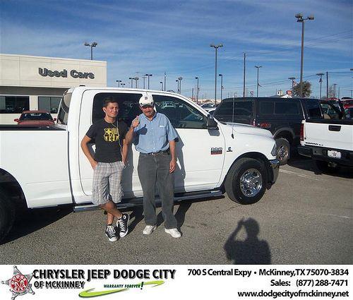 Happy Birthday To Juan Serrano From Joe Vasquez And Everyone At Dodge City Of Mckinney Bday Copy Dodge City Dodge Dodge 2500