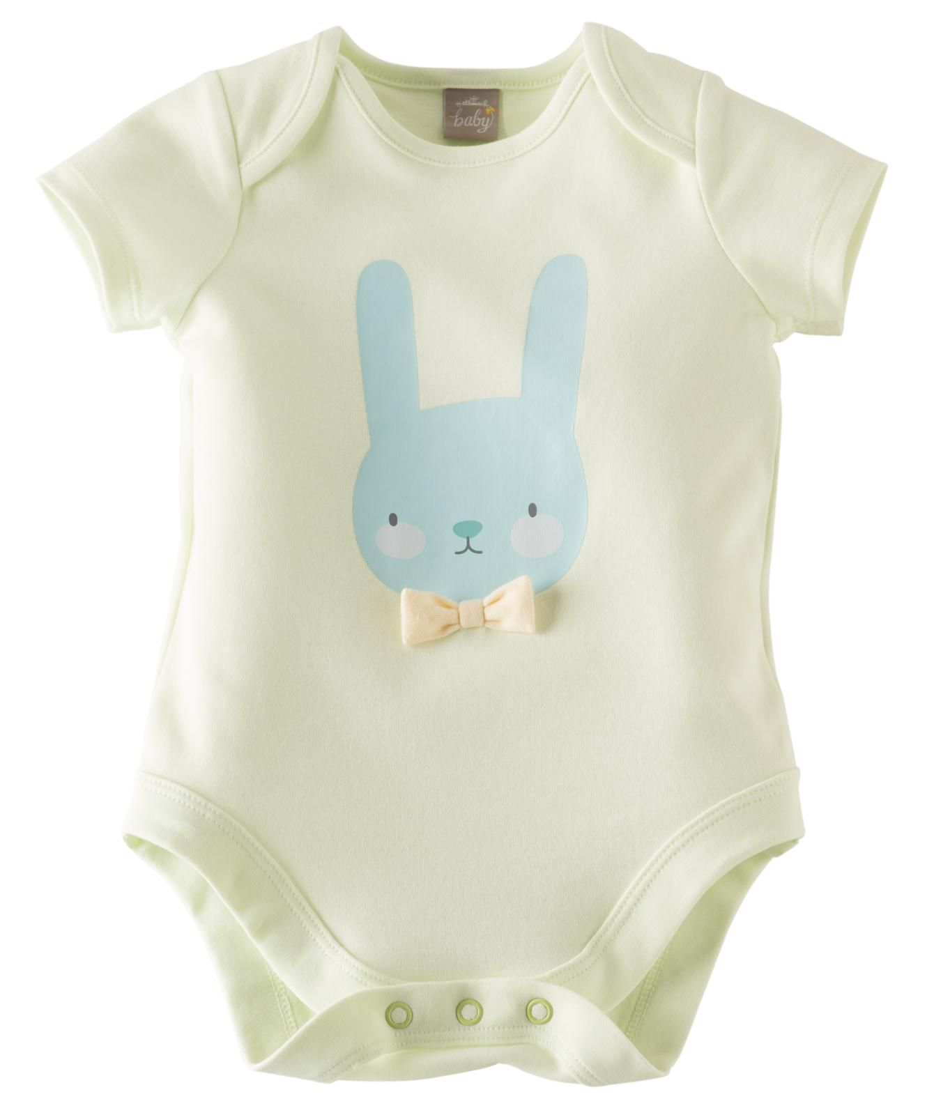 Supremely soft little baby body suit perfect for sweet summer