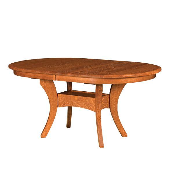 Ingleside Dining Table   Amish Dining Tables, Amish Furniture   Shipshewana  Furniture Co.