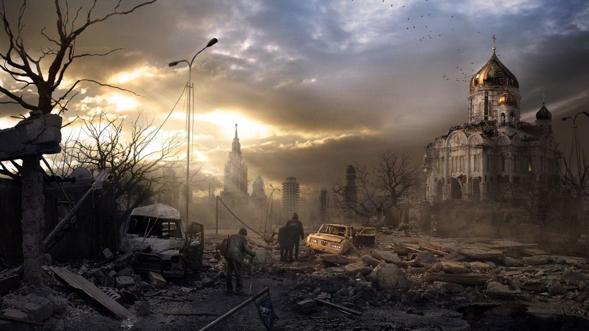 Zombie Apocalypse ? 4K HD Desktop Wallpaper for 4K Ultra HD TV ...