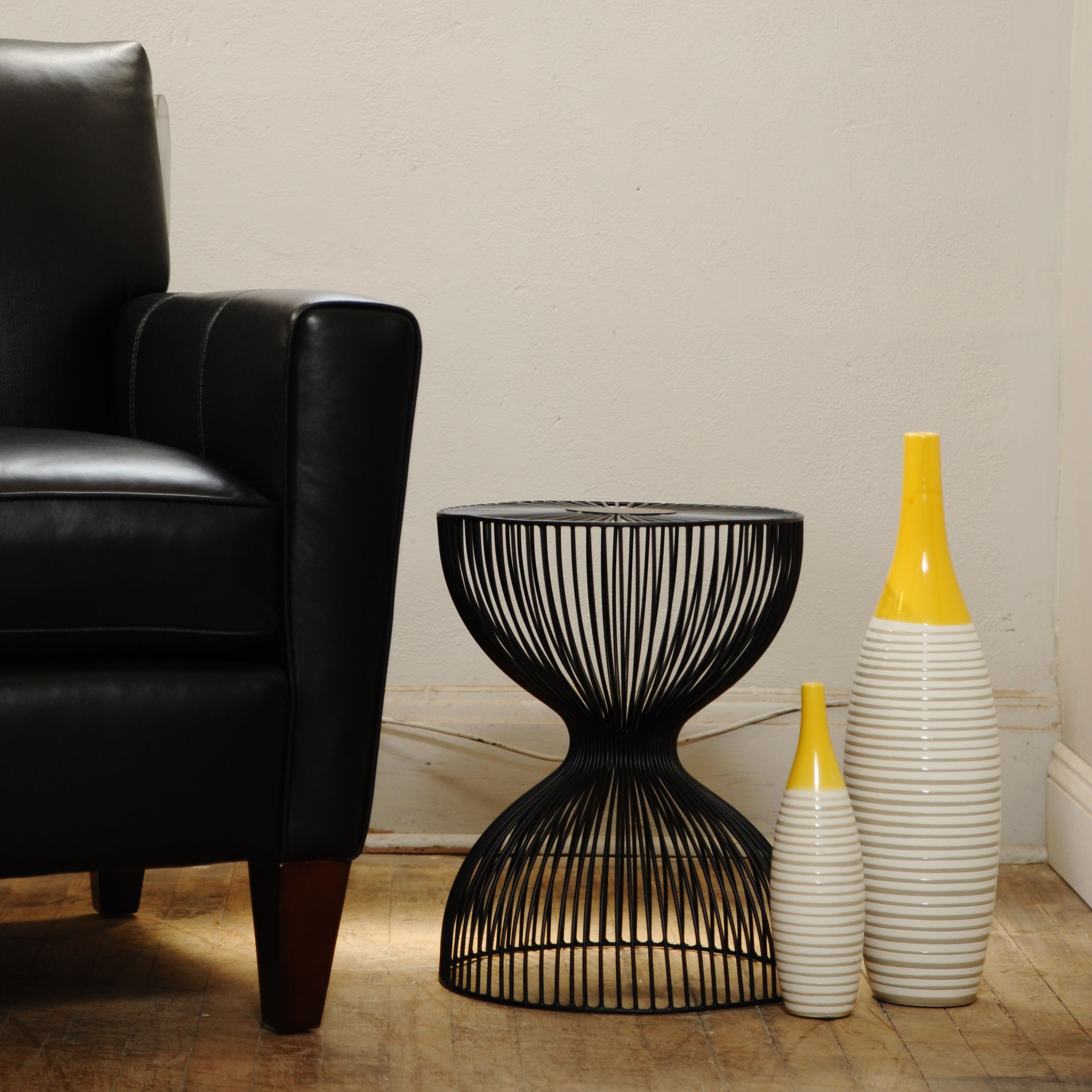 Black Metal Bunching Table By Butler Specialty Co Vases Imax Available At Hatch Furniture