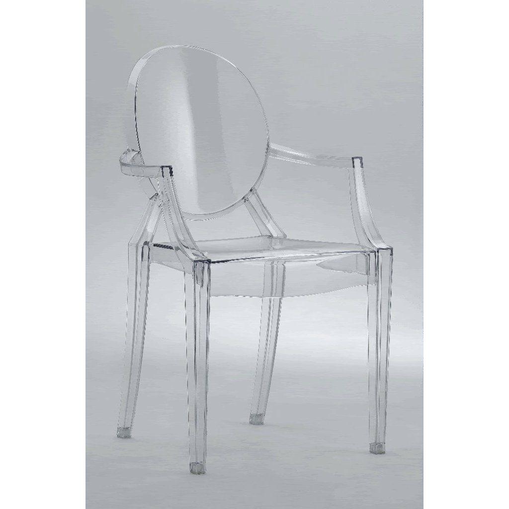 Louis Ghost Chair Acrylic Chair