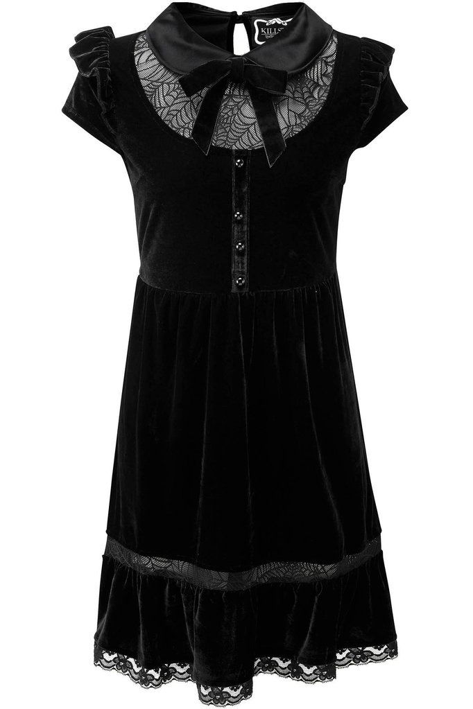 4a2478d118a Creeped Out Babydoll Dress  B