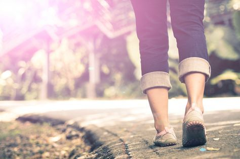 There's a reason walking has been beloved for centuries by nearly every Wiseman in existence: it brings calm focus and clear thinking.