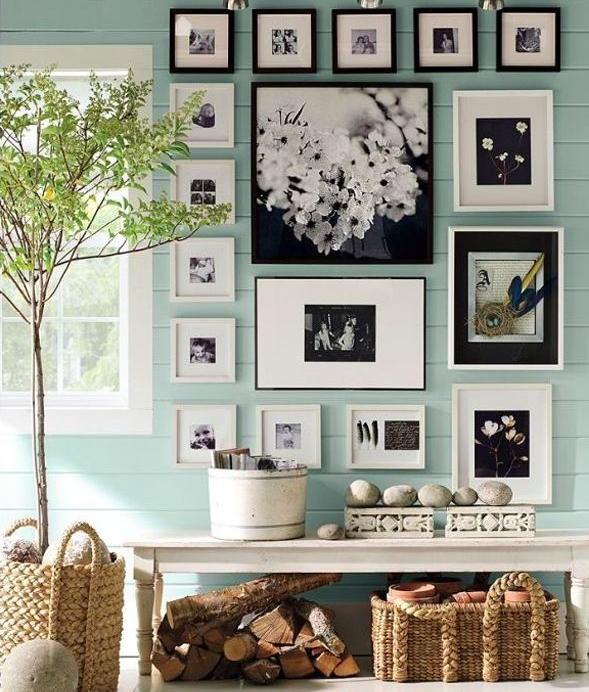 Picture display/arrangement