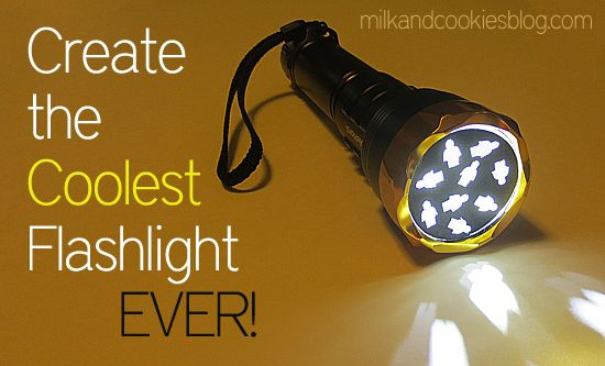 Coolest Flashlight Ever And A Giveaway Milk Cookies