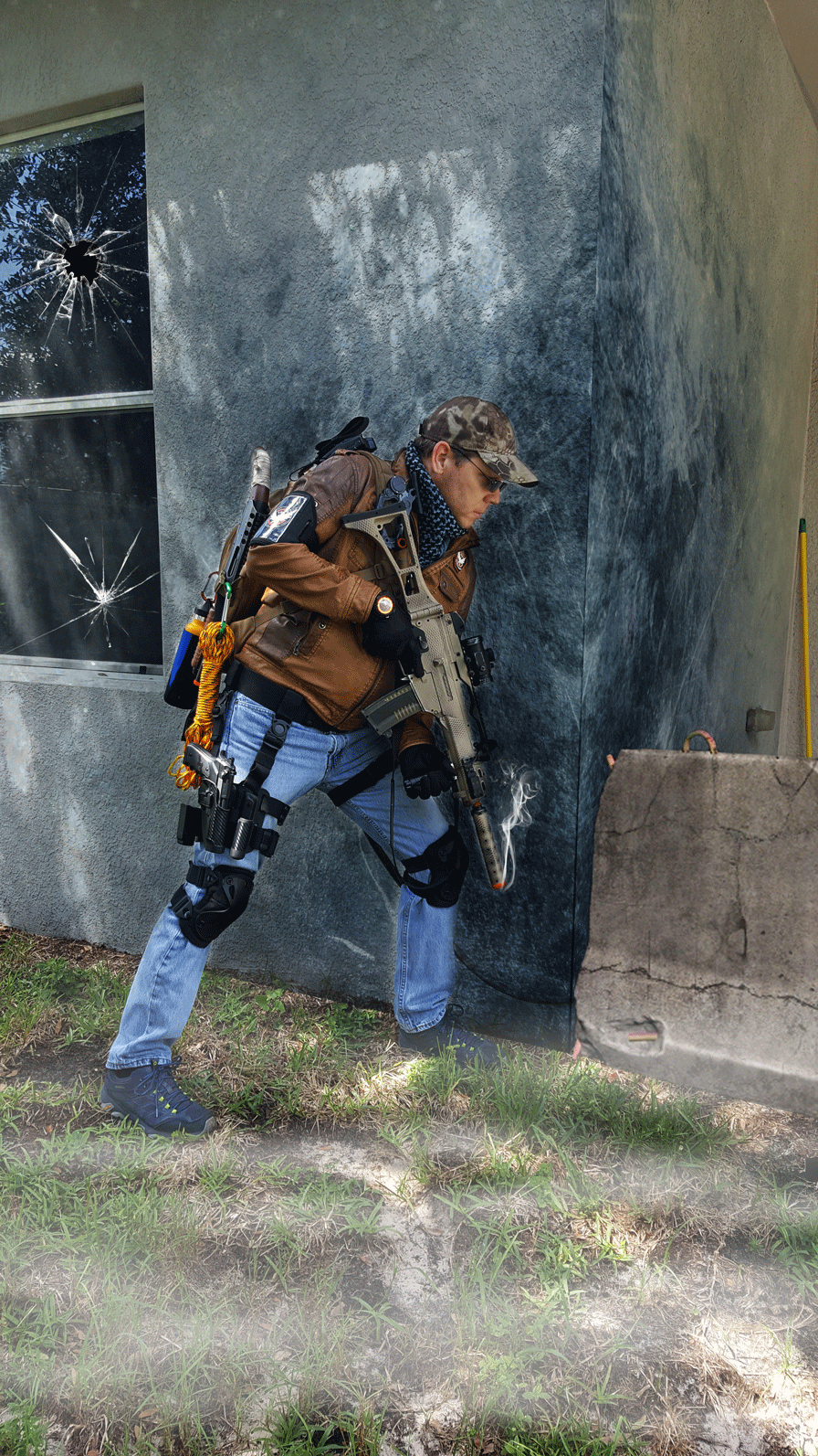 daylight's end | Tactical gear survival, Urban survival