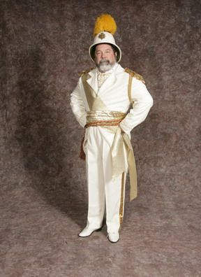 $35.00 Costume Rental   Modern Major General  coat, pants, hat (1 avail.), medals, stock shirt (2 outfits avail.)